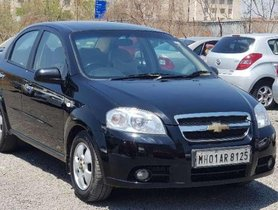 Chevrolet Aveo LT 1.4 ABS, 2010, Petrol MT for sale