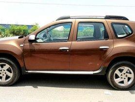 Used Renault Duster 110PS Diesel RxZ MT 2013 for sale