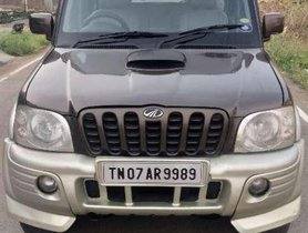 Mahindra Scorpio VLX 2WD ABS AT BS-III, 2008, Diesel MT for sale