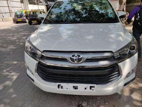 Used 2017 Toyota Innova Crysta 2.4 VX MT for sale