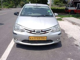 2016 Toyota Etios GD MT for sale