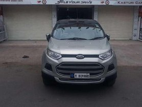 Used Ford EcoSport car MT for sale at low price