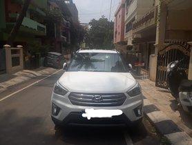 Used 2018 Hyundai Creta SX Plus Automatic Diesel In Bangalore