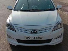 Used 2015 Hyundai Verna 1.6 CRDi SX MT for sale