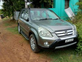 Honda CR-V 2.4 MT, 2006, Petrol for sale