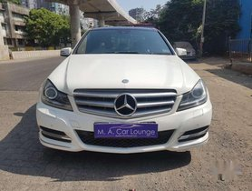Used Mercedes Benz C-Class 2013 AT FOR SALE car at low price