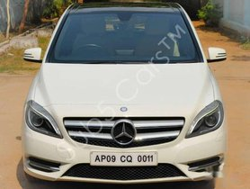 2012 Mercedes Benz B Class AT for sale