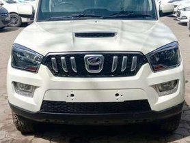 Used 2017 Mahindra Scorpio MT for sale