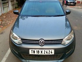Volkswagen Polo Highline 1.6L (P), 2012, Petrol MT for sale