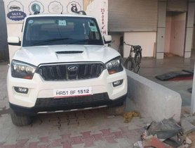 Used Mahindra Scorpio MT 2015 for sale car at low price