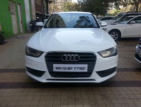 Used 2012 Audi A4 1.8 TFSI AT for sale