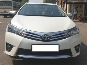 Toyota Corolla Altis  G AT 2016 for sale