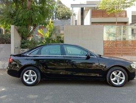Used Audi A4 2.0 TDI AT car at low price