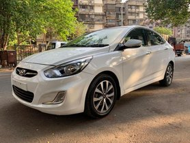 Used Hyundai Verna 1.6 SX MT 2014 for sale