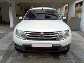 Used 2012 Renault Duster 85PS Diesel RxL MT for sale