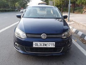 Used 2013 Volkswagen Vento  Petrol Highline AT for sale