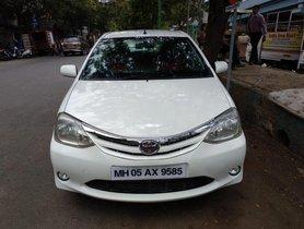 Used 2012 Toyota Etios Liva G MT for sale