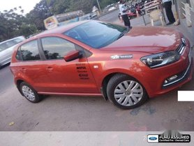 Used Volkswagen Polo 2014 MT for sale