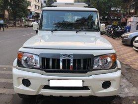 2017 Mahindra Bolero Power Plus MT for sale