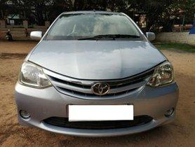2011 Toyota Platinum Etios MT for sale