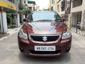 Used Maruti Suzuki SX4 MT car at low price
