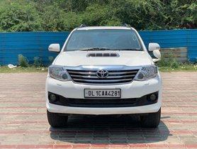 Toyota Fortuner 4x2 AT TRD Sportivo 2015 for sale