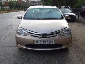 Toyota Platinum Etios G MT for sale
