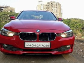 Used BMW 3 Series 320d Luxury Line AT car at low price