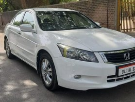 Honda Accord 2.4 M/T for sale