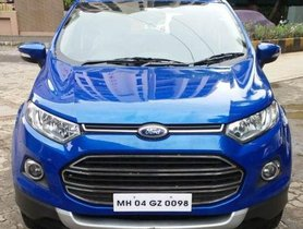 Used Ford EcoSport 1.5 TDCi Titanium MT 2015 for sale