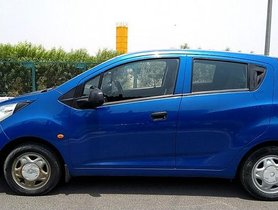 Used Chevrolet Beat LS MT 2010 for sale