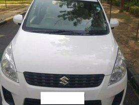Used Maruti Suzuki Ertiga LXI MT car at low price