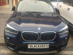 Used BMW X1 sDrive 20d Exclusive AT 2017 for sale