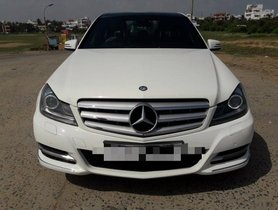 Used 2011 Mercedes Benz C-Class  C 250 CDI Elegance AT for sale