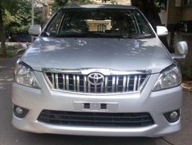 Toyota Innova 2.5 VX (Diesel) 8 Seater BS IV MT for sale