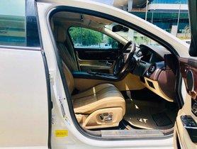 Used Jaguar XJ 3.0L AT car at low price