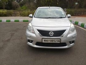 Used Nissan Sunny Diesel XV MT 2011-2014 car at low price