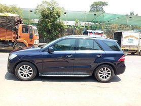 Mercedes Benz M Class ML 350 CDI AT 2012 for sale