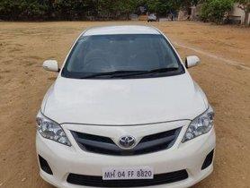 Used 2012 Toyota Corolla Altis Diesel D4DG MT  for sale