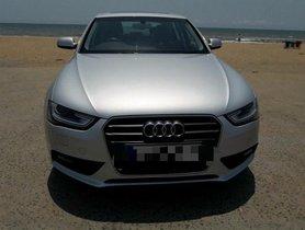 2014 Audi A4  35 TDI Premium Plus AT for sale at low price