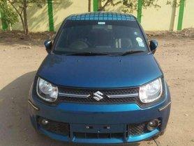 Used Maruti Suzuki Ignis 1.2 AMT Delta AT for sale
