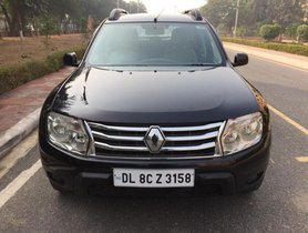 Renault Duster 85PS Diesel RxL Optional MT for sale