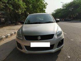 Used 2014 Maruti Suzuki Swift   LXI MT for sale