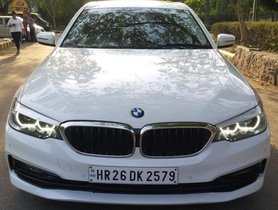 BMW 5 Series 520d Sport Line AT 2017 for sale