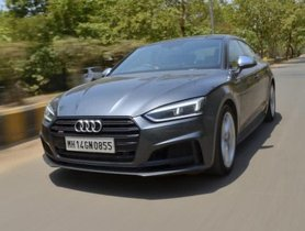 Audi S5 Sportback - Test Drive Review
