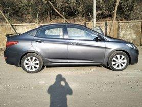 Used Hyundai Verna Transform SX VTVT MT 2013 for sale