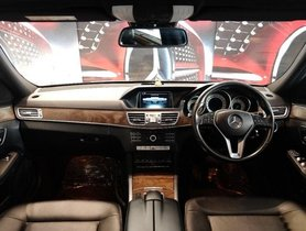 Mercedes Benz E Class AT 2015 for sale