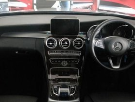 Used Mercedes Benz C-Class C250 Avantgarde AT 2017 for sale