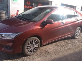 Honda City i-VTEC CVT ZX AT 2017 for sale