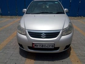 Used 2007 Maruti Suzuki SX4 MT for sale